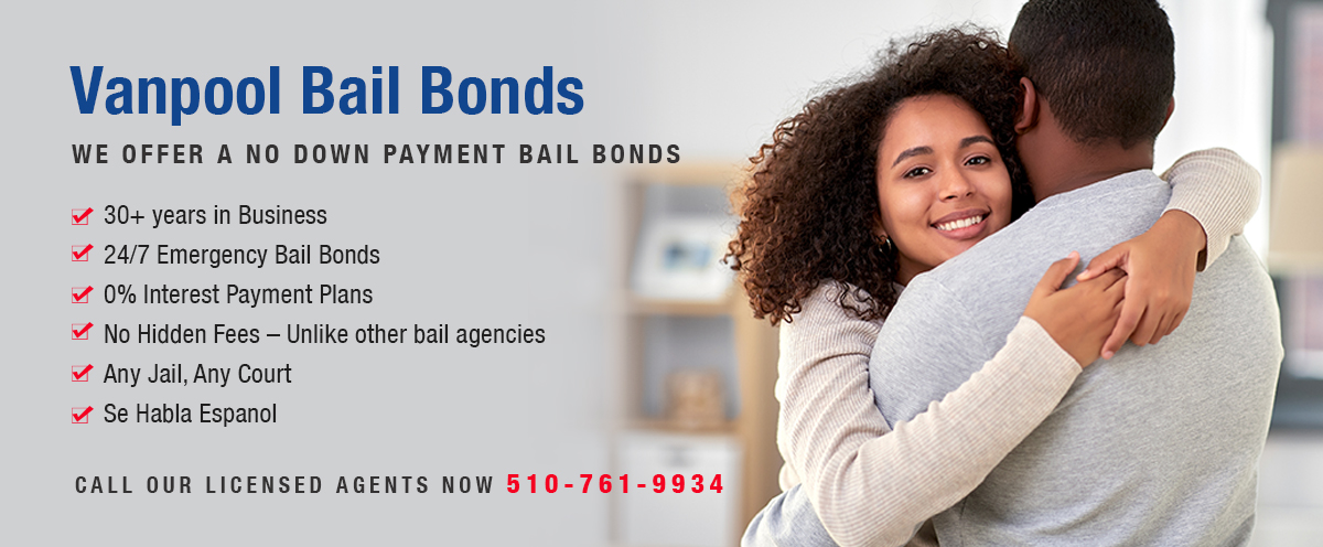 Vanpool Bail Bonds